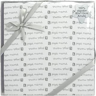 Duffi Baby 5641-11 花环印花,纯棉,80 x 110 厘米