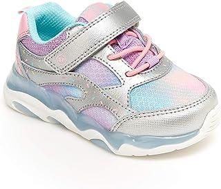 Stride Rite 儿童发光漩涡运动鞋