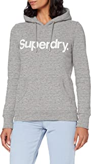 Superdry 极度干燥 女士 Cl Flock 连帽运动衫