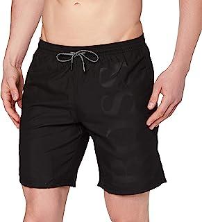 HUGO BOSS 男士 速干游泳短裤
