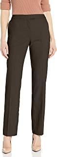 Jones New York 女士中腰直筒悉尼长裤