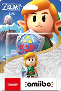 Nintendo 任天堂 amiibo Link 手办(Link's Awakening) (Nintendo Switch)