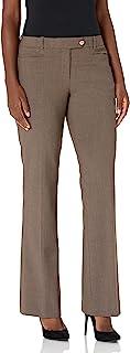 Calvin Klein 女士现代修身豪华裤,带腰带