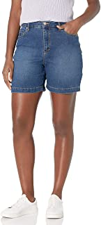 Gloria Vanderbilt 女式 Amanda 基本款牛仔短裤