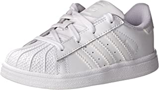 Adidas Toddlers Superstar Foundation I Originals Basketball Shoe