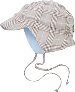 Sterntaler 婴儿 – 男童帽子鸭舌帽