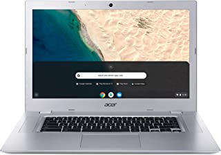Acer 宏碁 Chromebook 315,AMD A4-9120C 处理器,15.6 英寸全高清触摸屏,AMD Radeon R4 显卡,4GB DDR4,64GB eMMC,802.11ac WiFi,蓝牙,Google Chrome,C...