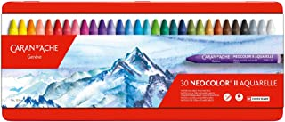 NEOCOLOR II 30色水彩蜡笔