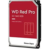 Western Digital 西部数据 18TB WD Red Pro NAS 内置硬盘 - 7200 RPM Cla…