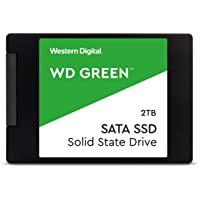 WD *WDS200T2G0A 2.5 Inch SATA 2 TB