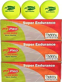 PT Pro New Ultra Dura 平台网球夏季球,9 个球,3 个袖
