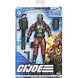 G.I.Joe Classified 系列重工路障动作手办28 高级收藏版玩具,6 英寸(约15.24厘米),带特殊的包…