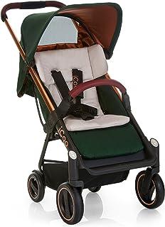 iCOO 137925 Acrobat 婴儿车 座椅靠背软垫 ,米色