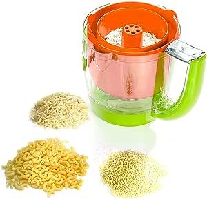 BEABA Rice, Pasta and Grain Classic Insert, Orange