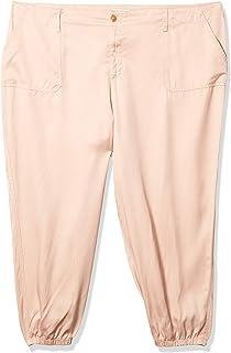 Jessica Simpson 杰西卡辛普森女式加大码时尚实用九分裤