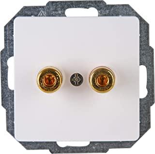 Kopp 921502085 巴黎扬声器插座