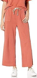 RVCA 女士胡椒法国厚绒布裤