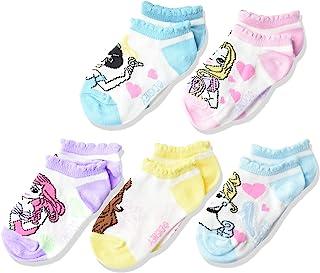 Disney Princess 女童隐形袜 5 双装