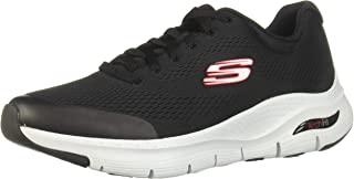 Skechers 斯凯奇男式 Arch Fit 一脚蹬运动鞋