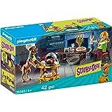 Playmobil 70363 Scooby-Doo!带史酷比和毛茸茸的晚餐