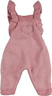 Charanga 女婴 LOROSA 裤子,粉红色,0-3 个月