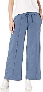 Alternative 女式针褶宽腿裤