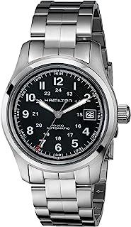 Hamilton 汉米尔顿 男士模拟自动手表 – H70455133,银色