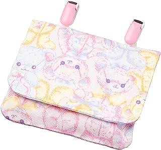 [Amazon.co.jp 限定] KIYOHARA 移动口袋 小熊 粉色 宽130毫米×长110毫米 CMO40-PC