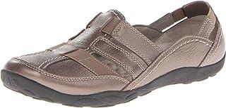 Clarks Haley Stork 女式渔夫皮凉鞋