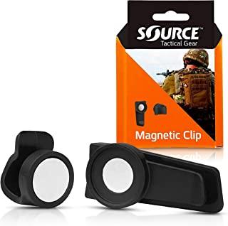 Source 战术齿轮通用磁管夹(黑色)
