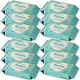 Pampers 帮宝适 屁股湿巾 对肌肤温柔 672片 (56片×12包) 盒装品