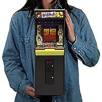 quarter arcades 官方 Dig Dug 1/4 尺寸(约0.64厘米)迷你街机柜 – 可玩复制品复古街机游…