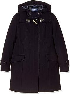 [Olive Deo 袖口学校] 人字呢粗呢大衣 1J90010 女款