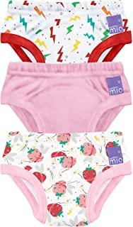 Bambino Mio 3TP3+ SPR Bambino Mio,花盆训练裤,满浆果,3岁,3件装,多色 200克