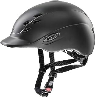 UVEX 优维斯 中性款 青少年,onyxx uni mat 骑马头盔