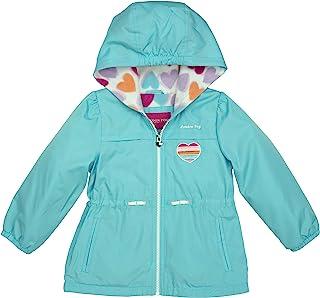 LONDON FOG 女婴双面柔软明智的夹克外套