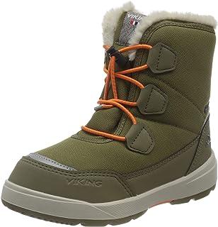 Viking 中性儿童 Montebello GTX 雪地靴