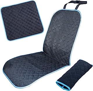 ASTRO 汽车用品 黑色 3件套(*带靠垫・车垫・车垫) 网布材质 含吸湿纤维 607-24