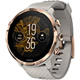 SUUNTO 7 GPS 运动智能手表,Google Wear OS Sandstone/Rose Gold