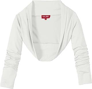 g.o.l. 女孩 jersey-bolero 1730200开衫
