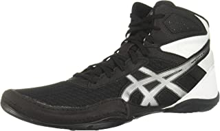 ASICS 男士 Matflex 6 摔跤鞋