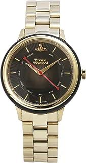 [维维安·韦斯特伍德]Vivienne Westwood 腕表 PORTOBELLO 黑色表盘 不锈钢 石英表 VV158BKGD 女士 【平行进口商品】