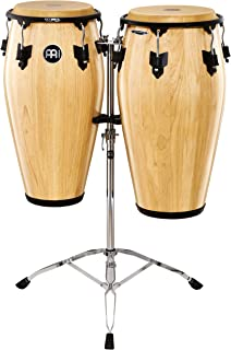 Meinl Percussion MCC-SET-NT 马拉松经典系列康加套装带支架,自然饰面