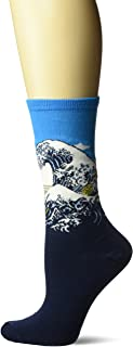Hot Sox Womens Collection Great Wave Trouser Sock