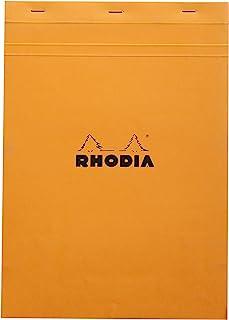 RHODIA 罗地亚 法国 经典上翻笔记本 橙色 N18方格 18200