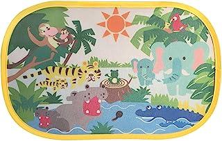 SHEE 国际 完全平坦的遮阳挡 2片装 防止紫外线和阳光直射的儿童遮阳挡