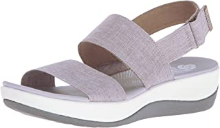 Clarks Arla Jacory 女士坡跟凉鞋