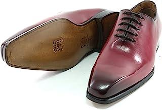DEAD Passcare 商务皮鞋 男士 真皮 牛皮 2e 系带 意大利制造 皮革鞋底 孔