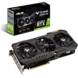 ASUS 华硕 TUF Gaming NVIDIA GeForce RTX 3080 OC 版显卡(PCIe 4.0,1…