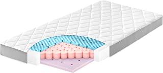 Julius Zöllner 7900100000 婴儿床垫 Dr. Lübbe Air 柔光箱 60 x 120 厘米